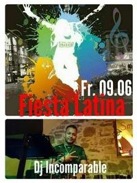 Fiesta Latina mit Dj Incomparable im Smaragd@Smaragd