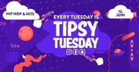 Tipsy Tuesday - 13.06.2017@lutz - der club