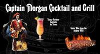 Captain Morgan Cocktail and Grill hosted by Dani@Abyss Bar