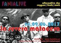 Aus Kolumbien La severa matacera europa tournee 2017@Fania Live