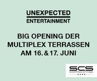 Big Opening der Multiplex Terrassen@SCS - Shopping Center Vösendorf