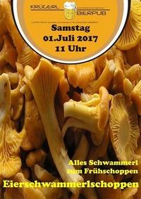 Eierschwammerl Frühschoppen@Bierpub Krügerl