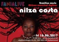 Nilza Costa europa tournee@Fania Live
