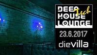 Deep/ Techhouse Lounge@Die Villa - musicclub