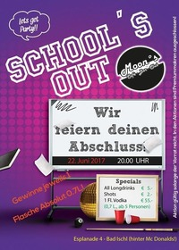 School´s out - Moon´s Bad Ischl