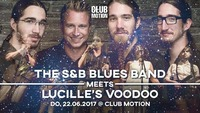 The S&B Bluesband / Lucille's Voodoo LIVE@Club Motion