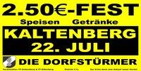 2,50€ - Fest@Eibensteiner Ebene