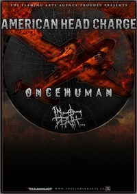 American Head Charge / Once Human / In Death@Viper Room