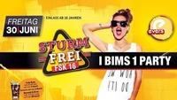 Sturmfrei: I BIMS 1 PARTY - FSK16@Evers