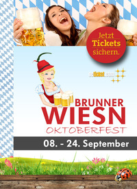 Brunner Wiesn Oktoberfest@Campus21 Business Park Wien Süd