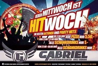 Mittwochn ist HITwoch!@Gabriel Entertainment Center