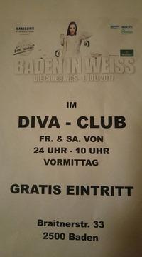 Baden in Weiss@Diva Club