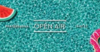 Open Air Pool Party by Melobass x Klangfabrik@Pratersauna