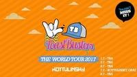 Toastbusters - The World Tour 2017@Kottulinsky Bar