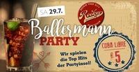 Ballermann Party!@Rockys Music Bar