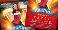 Festauftakt After Show Party@Eventhouse Freilassing