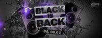 Black is Back / empire@Empire Club