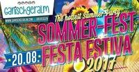 Ganischgeralm Sommerfest 2017@Ganischgeralm
