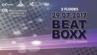 BeatBoxx meets Bodypainting Festival on 3 Floors at CiK Klgft