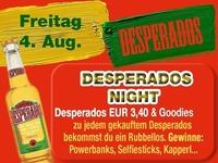 Desperados Night@Mausefalle