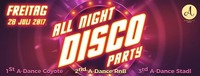 All Night DISCO Party@A-Danceclub
