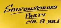 Saison Closing Party@Almkönig