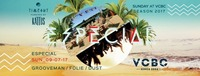 Timeout especial - Sonntag 09.Juli 2017 - VCBC@Vienna City Beach Club