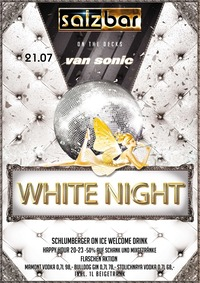 The White Night/DJ Van Sonic@Salzbar