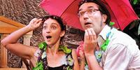 Open-Air:Super-Komödien-Show:Das Urlaubs-Chaos in GAMLITZ@Weingut Karl und Gustav Strauss