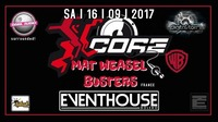 Xcore - Mat Weasel Busters (France)@Eventhouse Bolero