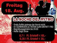 La NOCHE DEL Rythmo@Partymaus Wörgl