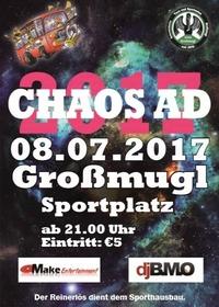 Chaos Ad 2017@Sportplatz Großmugl