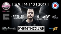 Ritzi Lee ! on decks & TR909 - Yam Agency I NL@Eventhouse Bolero