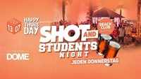 Shot & Students Night Beach Floor Edition@Praterdome