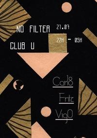 ❑nofilter ❐@Club U