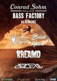 Bass Factory VIII - Conrad Sohm Dornbirn@Conrad Sohm