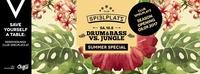 Drum&Bass vs. Jungle //Summer Special@Club Spielplatz