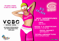 G.SPOT Big Splash Summerspecial@Vienna City Beach Club
