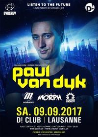 Paul van Dyk at D! Club, Lausanne@D! Club