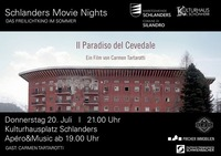 Schlanders Movie Nights@Kulturhausplatz