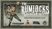The Rumjacks (aus)@Arena Wien