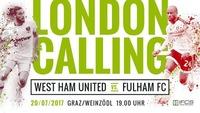 West Ham United FC : Fulham FC@Grazer Congress