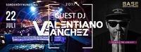 Valentiano Sanchez Live im Base Liezen@BASE
