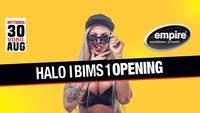HALO i BIMS - 1 Opening - empire St.Martin