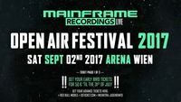 Mainframe Recordings LIVE - OPEN AIR Festival@Arena Wien