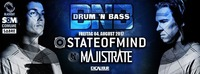 Drum and Bass by State of Mind // Majistrate@Excalibur