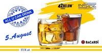 All u can Drink@Inside Bar