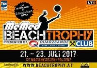 MeMed BeachTrophy presented by Quarzsande & Raiffeisen Club 2017@Haslinger Erdbau BeachArena