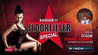 Floorfiller Special - Djane Joana Plankl