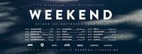 Weekend • Keiner Ist Gestorben Tour 2018 • Salzburg (AT)@Rockhouse